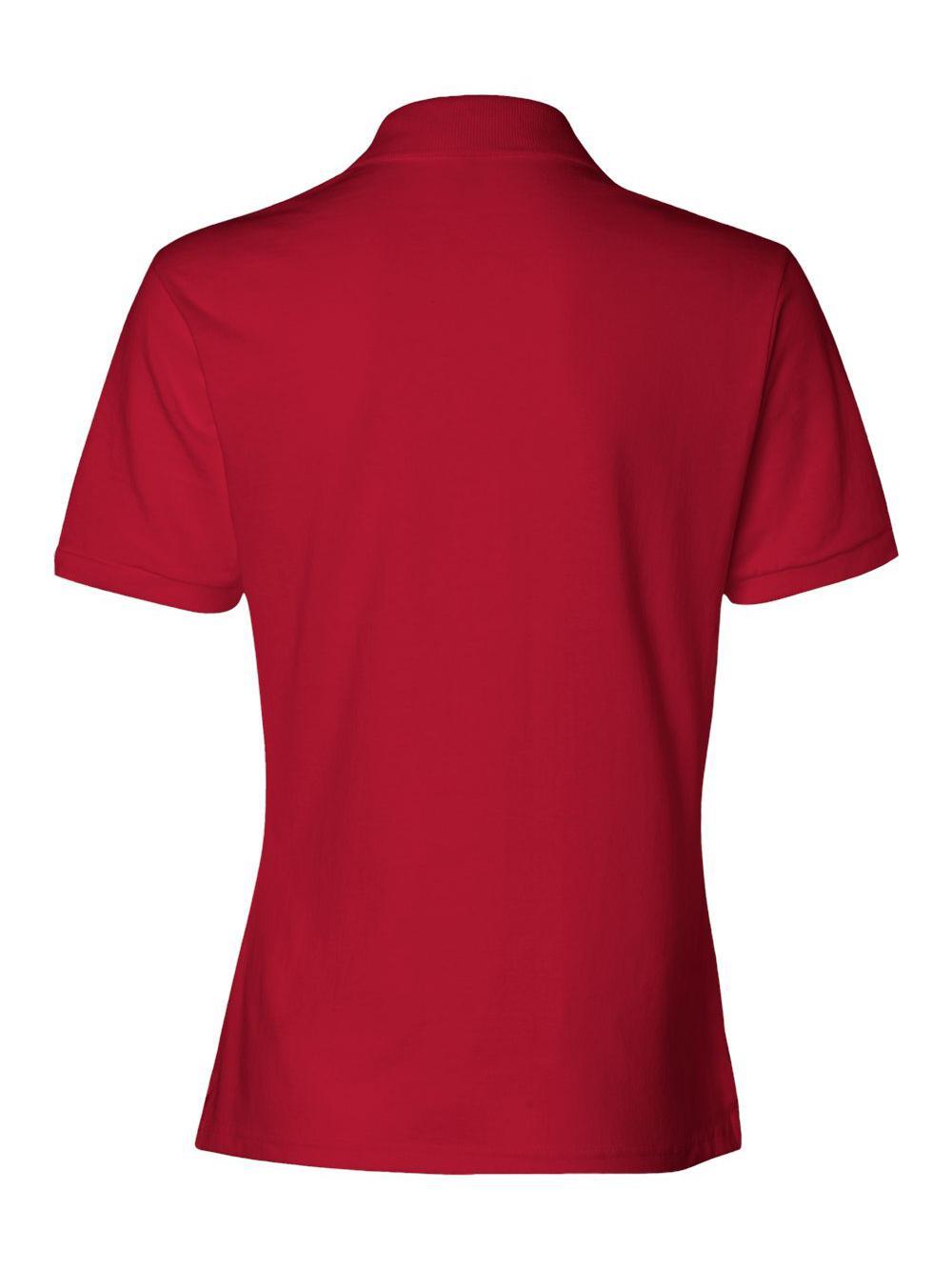 Jerzees-Women-039-s-Spotshield-50-50-Sport-Shirt-437WR thumbnail 34
