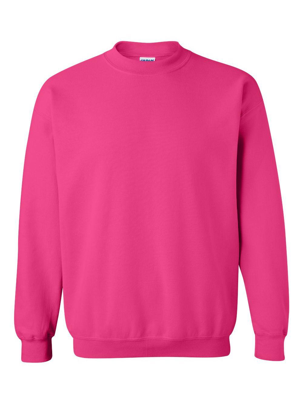 Gildan-Heavy-Blend-Crewneck-Sweatshirt-18000 thumbnail 47