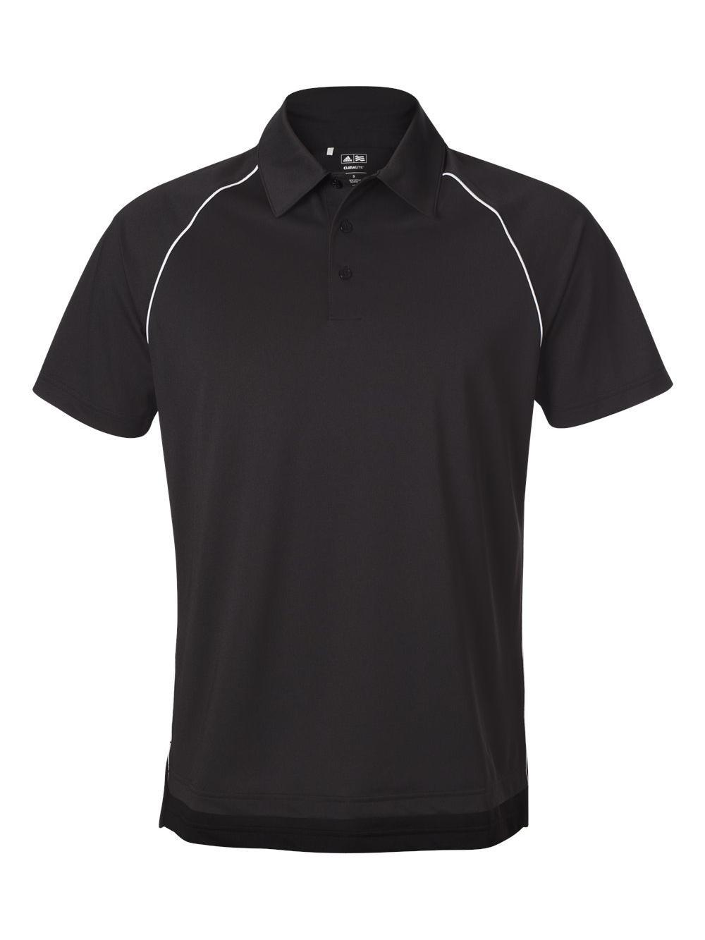 Adidas-Golf-ClimaLite-Piped-Polo-A82 thumbnail 3