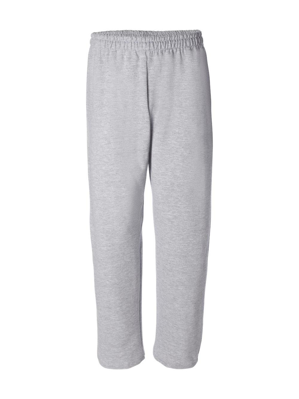 Gildan-Heavy-Blend-Open-Bottom-Sweatpants-18400 thumbnail 27
