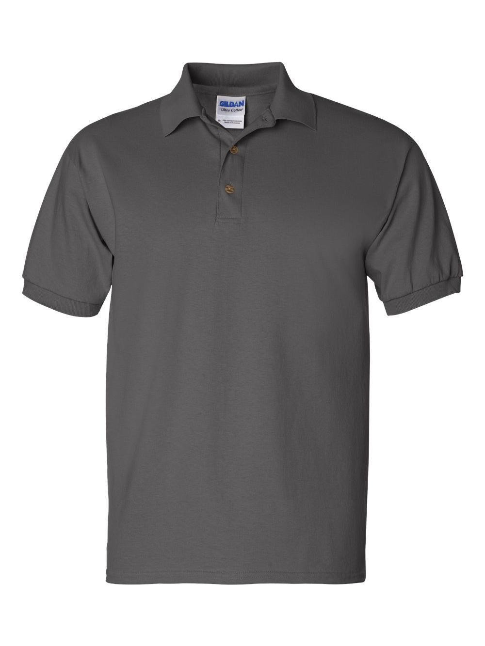 Gildan-Ultra-Cotton-Jersey-Sport-Shirt-2800 thumbnail 6
