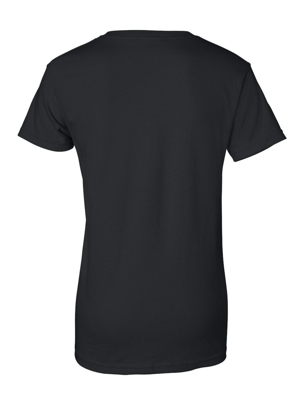 Gildan-Ultra-Cotton-Women-039-s-T-Shirt-2000L thumbnail 4