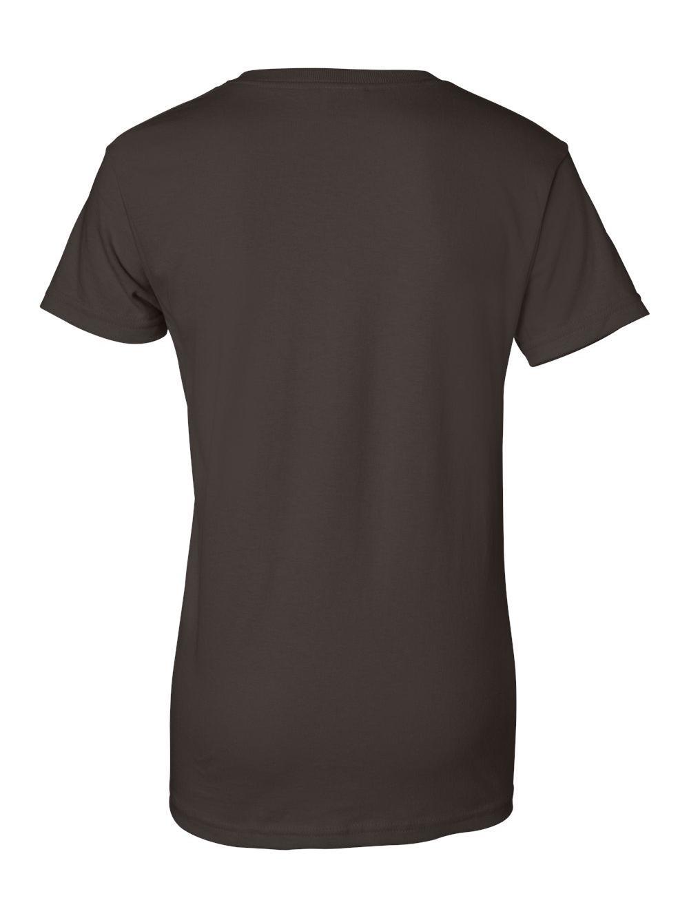 Gildan-Ultra-Cotton-Women-039-s-T-Shirt-2000L thumbnail 16