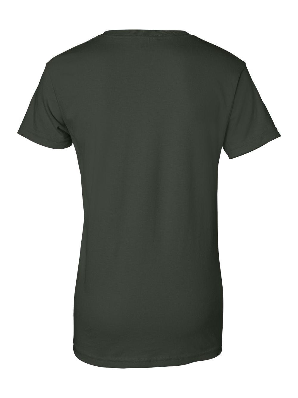 Gildan-Ultra-Cotton-Women-039-s-T-Shirt-2000L thumbnail 22