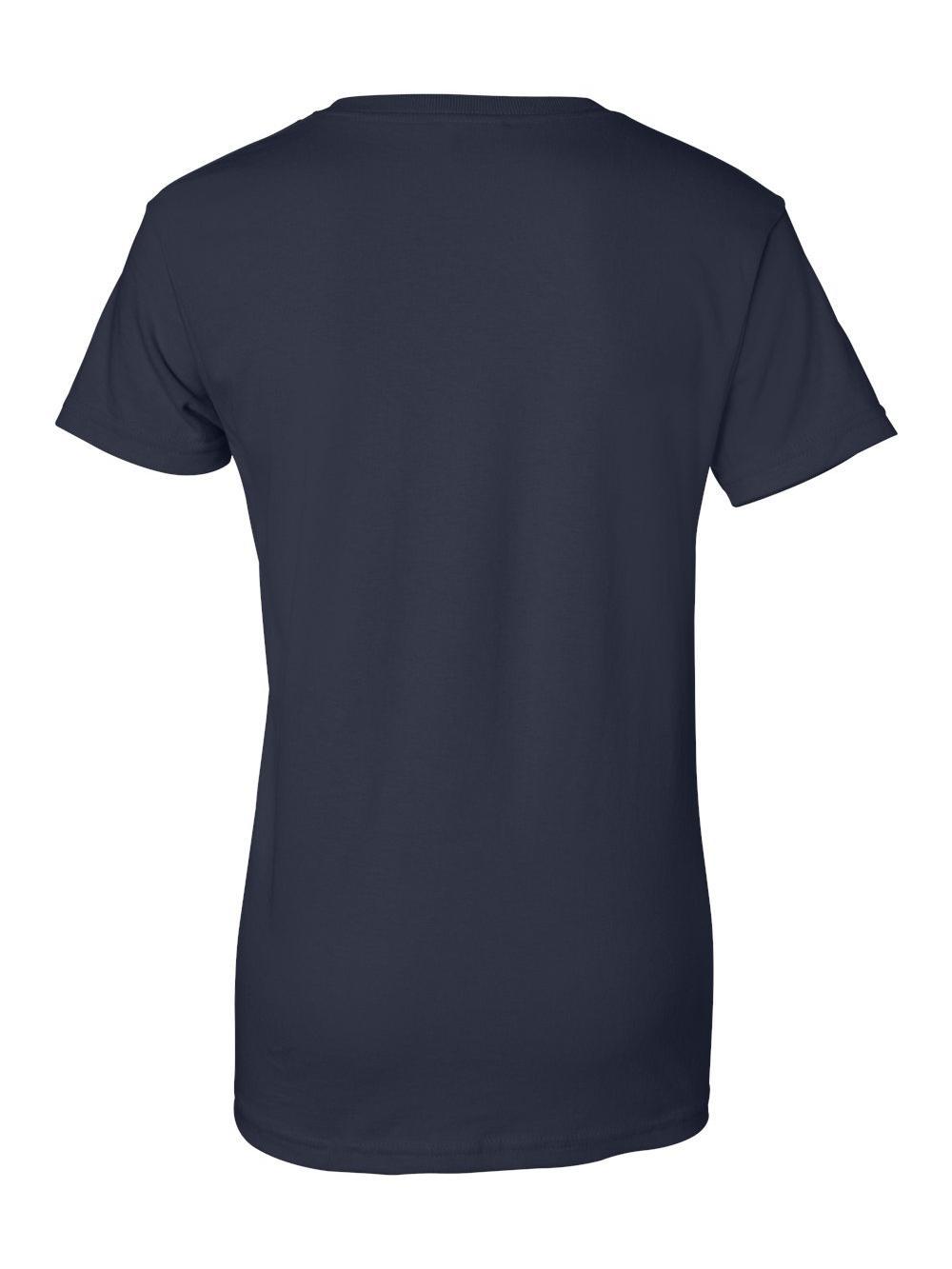 Gildan-Ultra-Cotton-Women-039-s-T-Shirt-2000L thumbnail 43