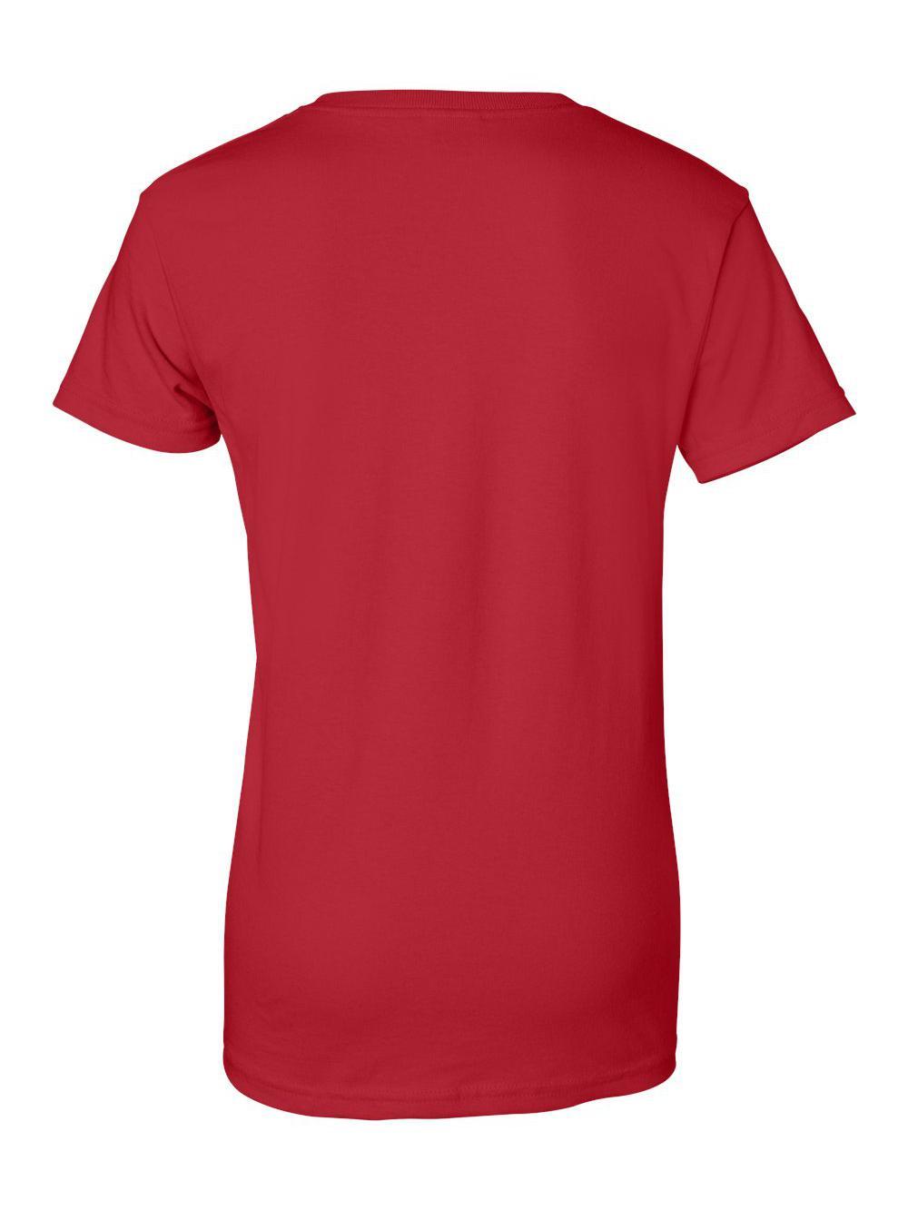Gildan-Ultra-Cotton-Women-039-s-T-Shirt-2000L thumbnail 55