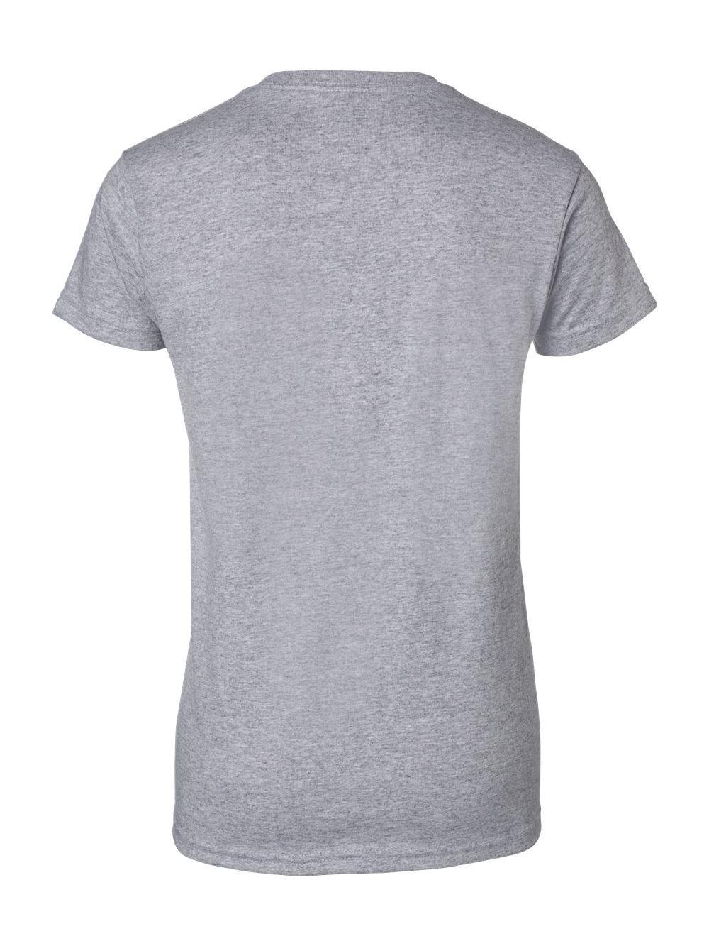 Gildan-Ultra-Cotton-Women-039-s-T-Shirt-2000L thumbnail 67