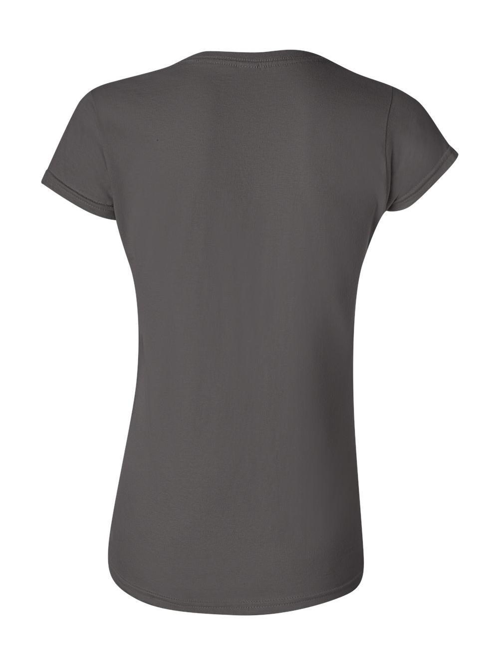 Gildan-Softstyle-Women-039-s-T-Shirt-64000L thumbnail 16