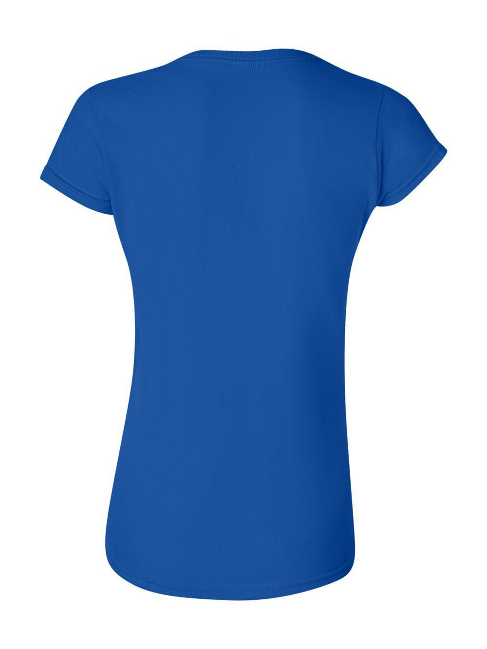 Gildan-Softstyle-Women-039-s-T-Shirt-64000L thumbnail 40