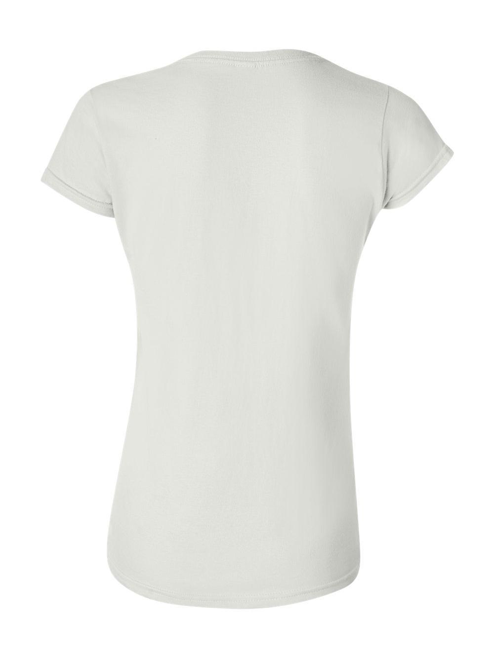 Gildan-Softstyle-Women-039-s-T-Shirt-64000L thumbnail 46