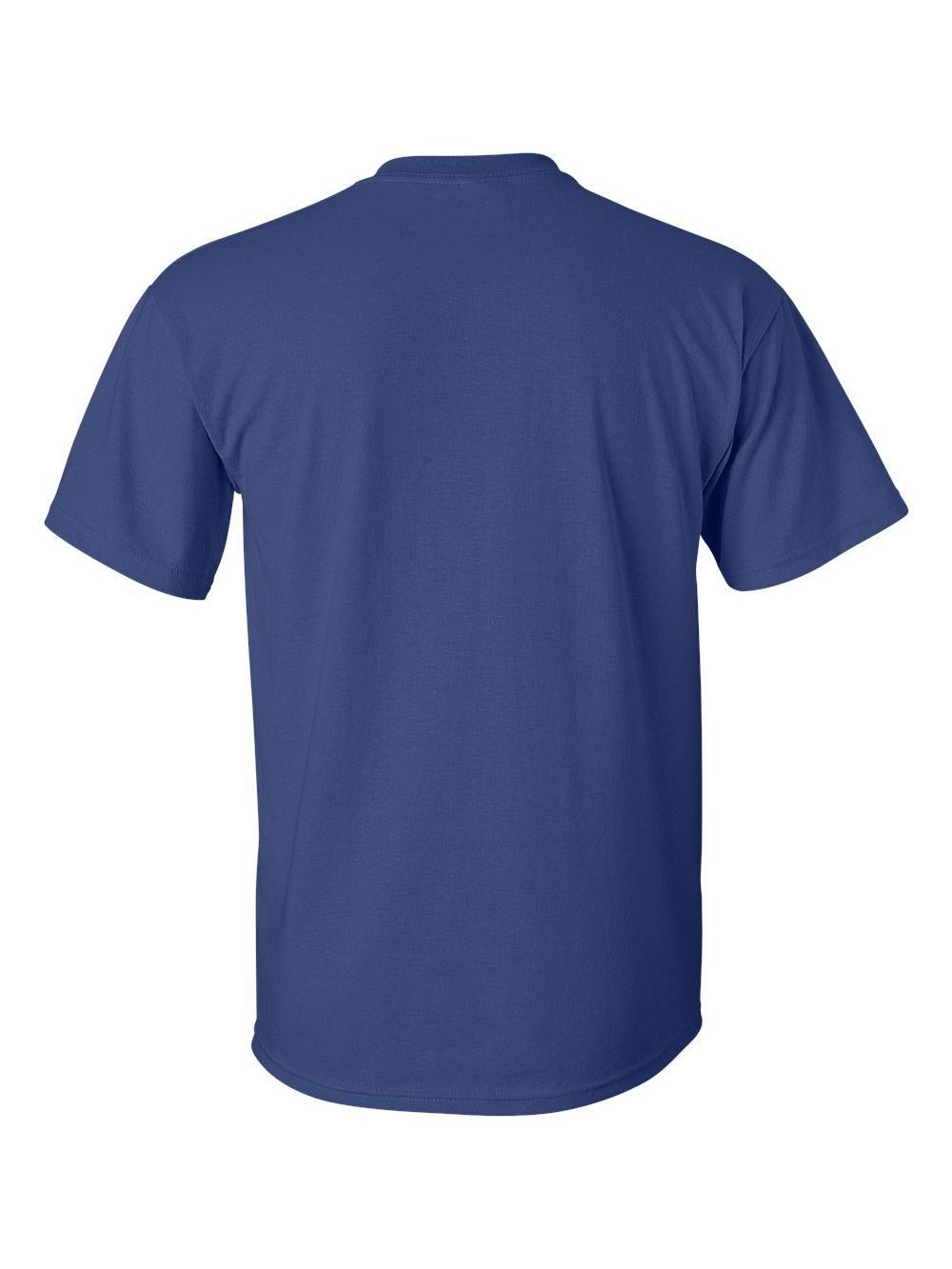 Gildan-Ultra-Cotton-T-Shirt-2000 thumbnail 100