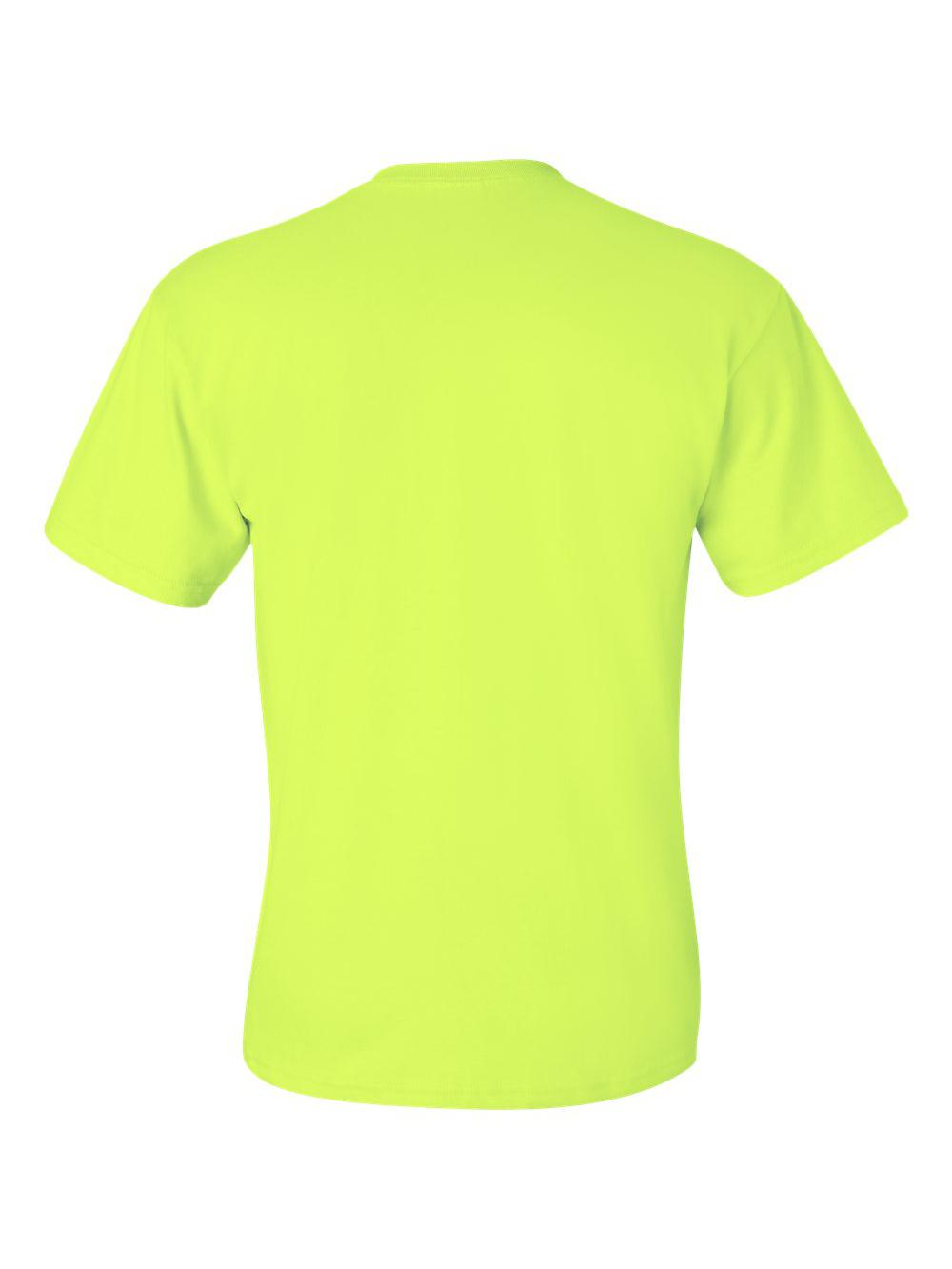 Gildan-Ultra-Cotton-T-Shirt-with-a-Pocket-2300 thumbnail 34
