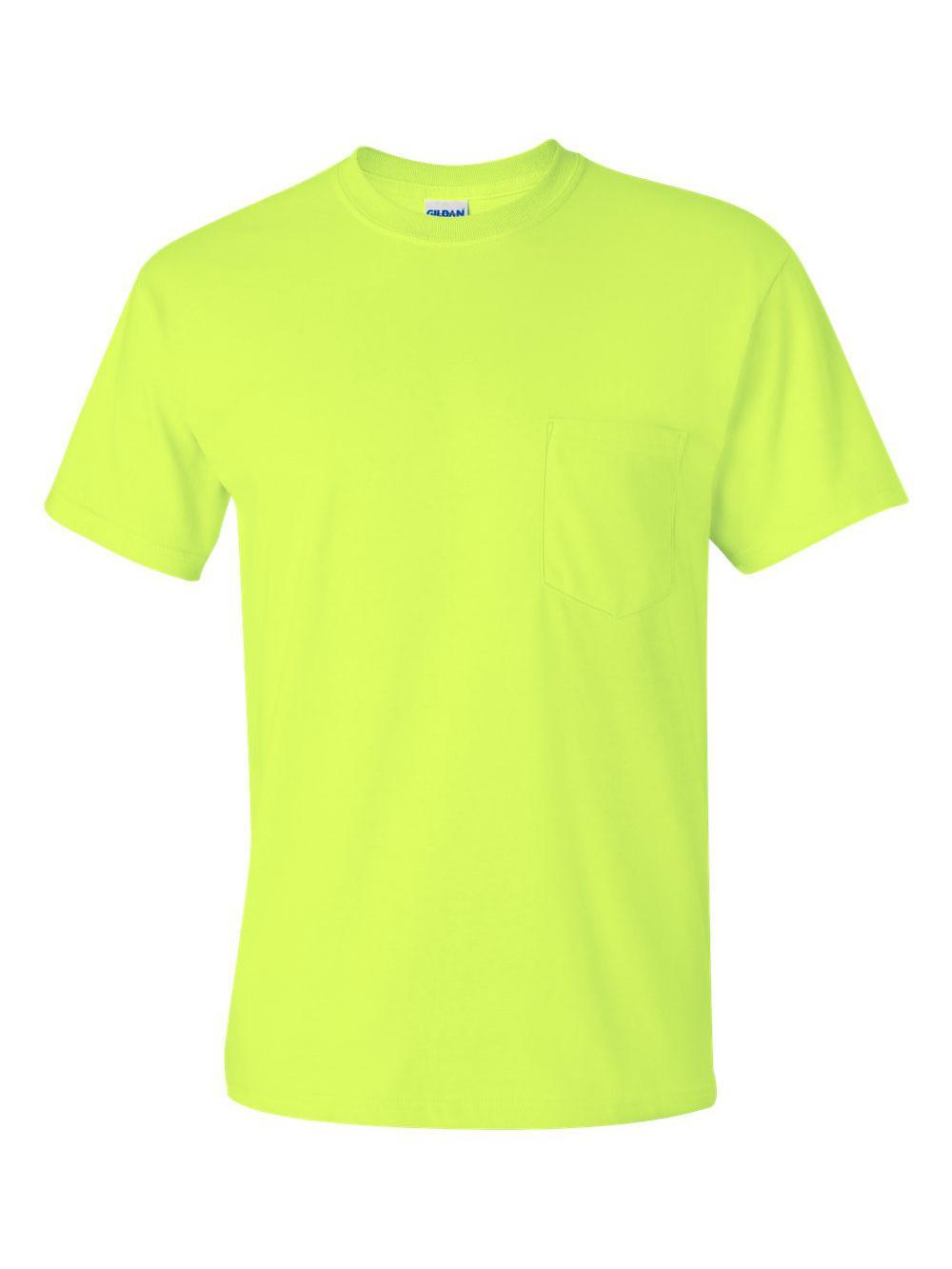 Gildan-Ultra-Cotton-T-Shirt-with-a-Pocket-2300 thumbnail 33