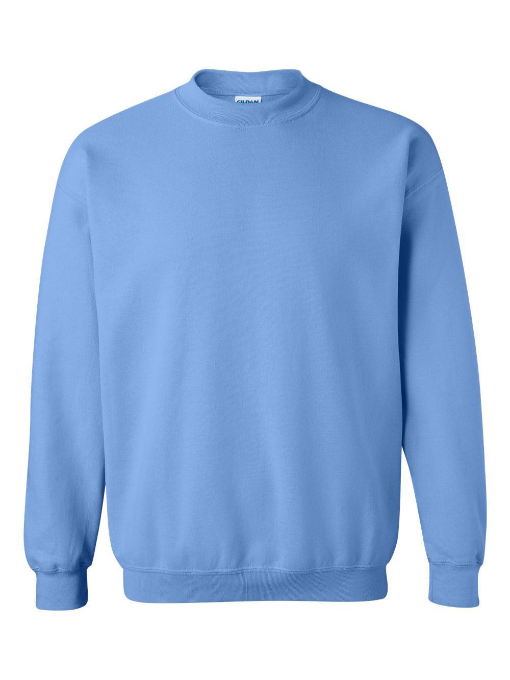 Gildan-Heavy-Blend-Crewneck-Sweatshirt-18000 thumbnail 17