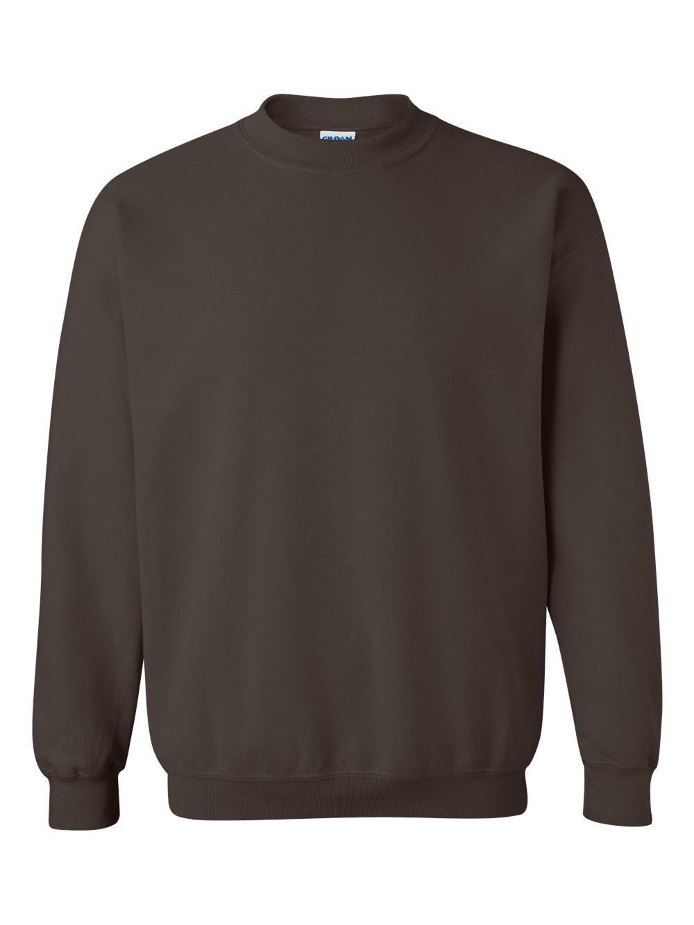 Gildan-Heavy-Blend-Crewneck-Sweatshirt-18000 thumbnail 26