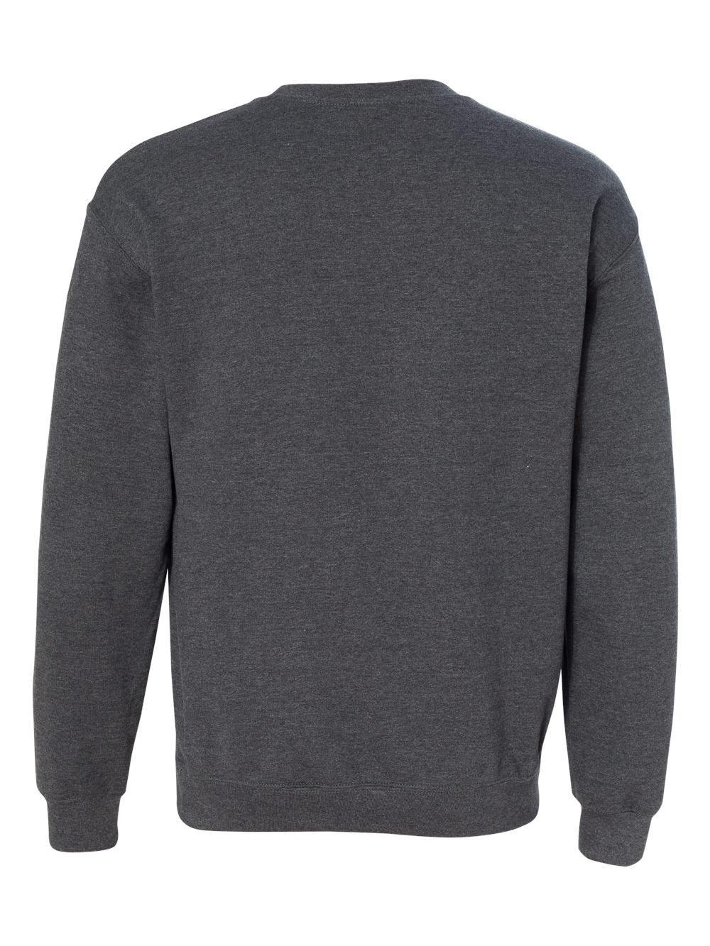 Gildan-Heavy-Blend-Crewneck-Sweatshirt-18000 thumbnail 30