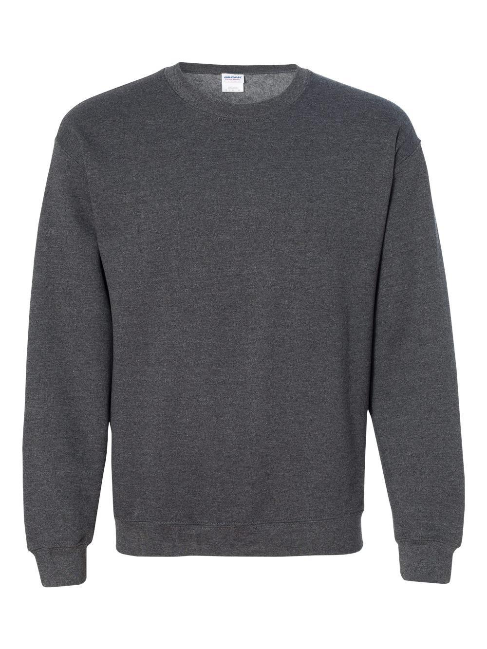 Gildan-Heavy-Blend-Crewneck-Sweatshirt-18000 thumbnail 29