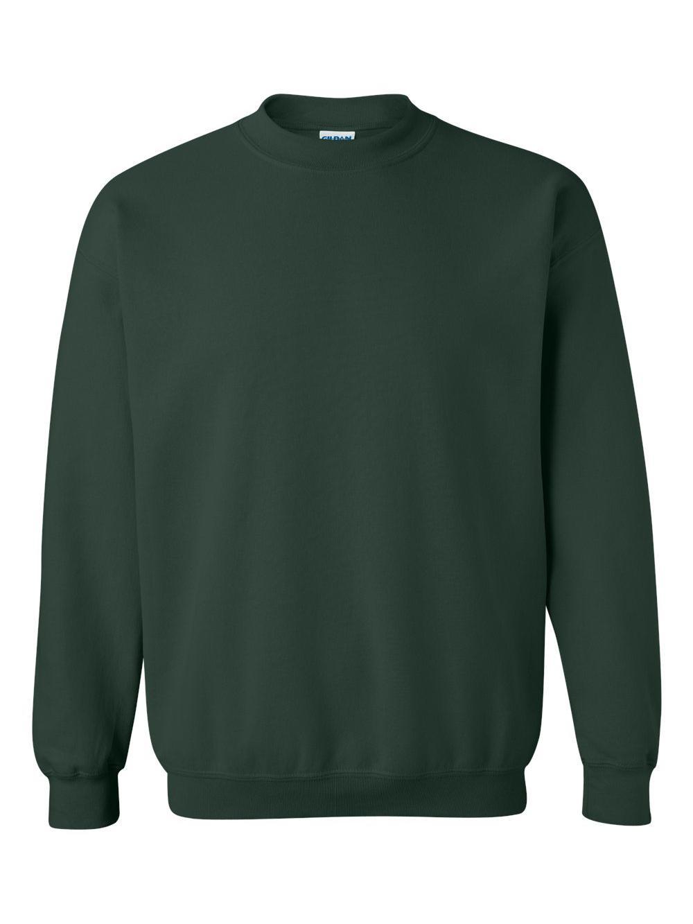 Gildan-Heavy-Blend-Crewneck-Sweatshirt-18000 thumbnail 32