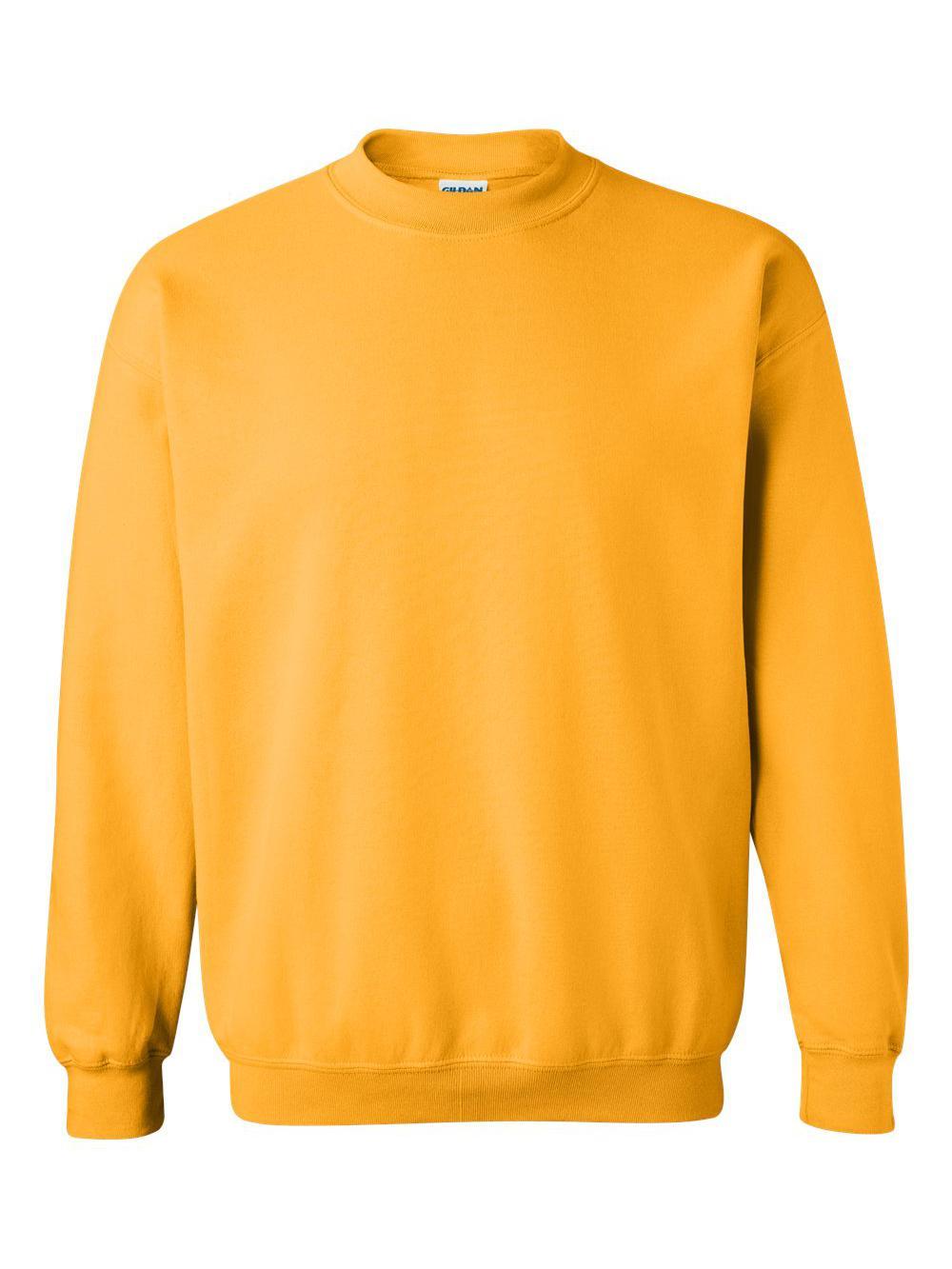 Gildan-Heavy-Blend-Crewneck-Sweatshirt-18000 thumbnail 38