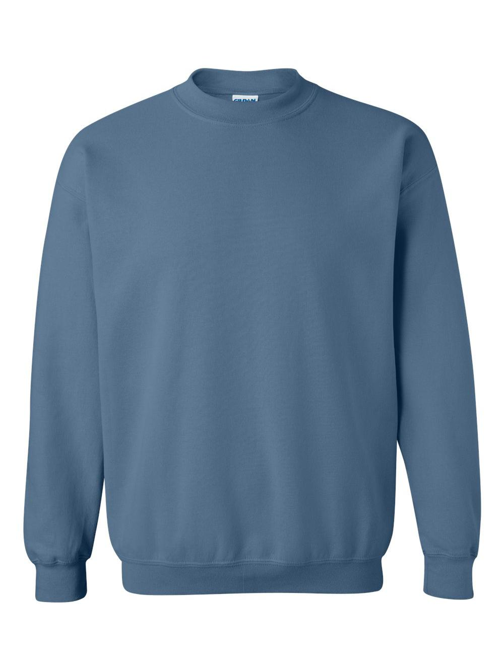 Gildan-Heavy-Blend-Crewneck-Sweatshirt-18000 thumbnail 50