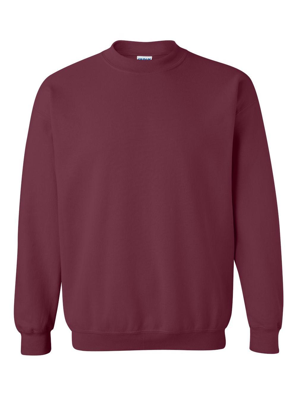 Gildan-Heavy-Blend-Crewneck-Sweatshirt-18000 thumbnail 61