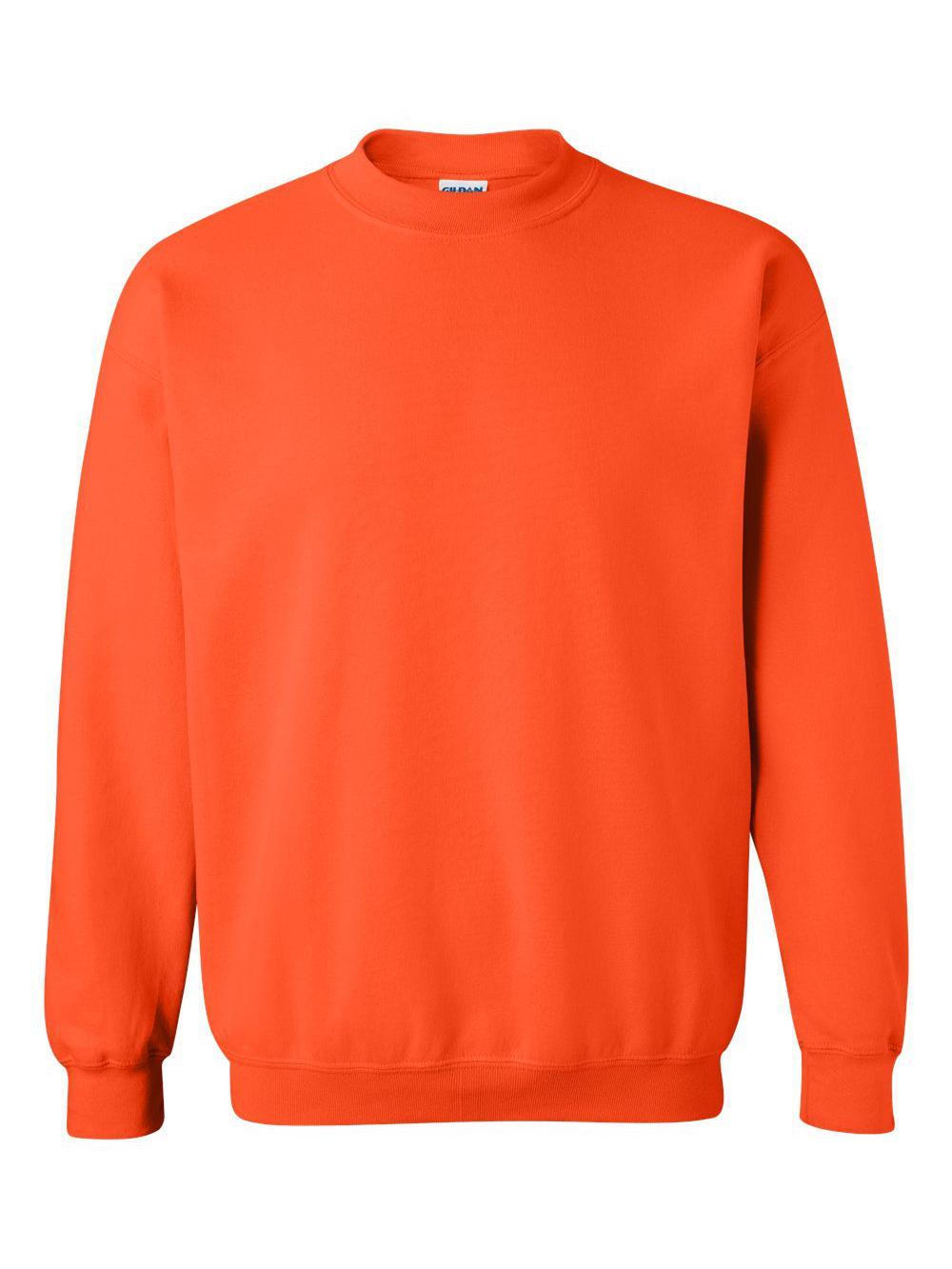 Gildan-Heavy-Blend-Crewneck-Sweatshirt-18000 thumbnail 78
