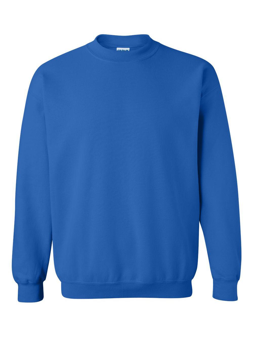 Gildan-Heavy-Blend-Crewneck-Sweatshirt-18000 thumbnail 93