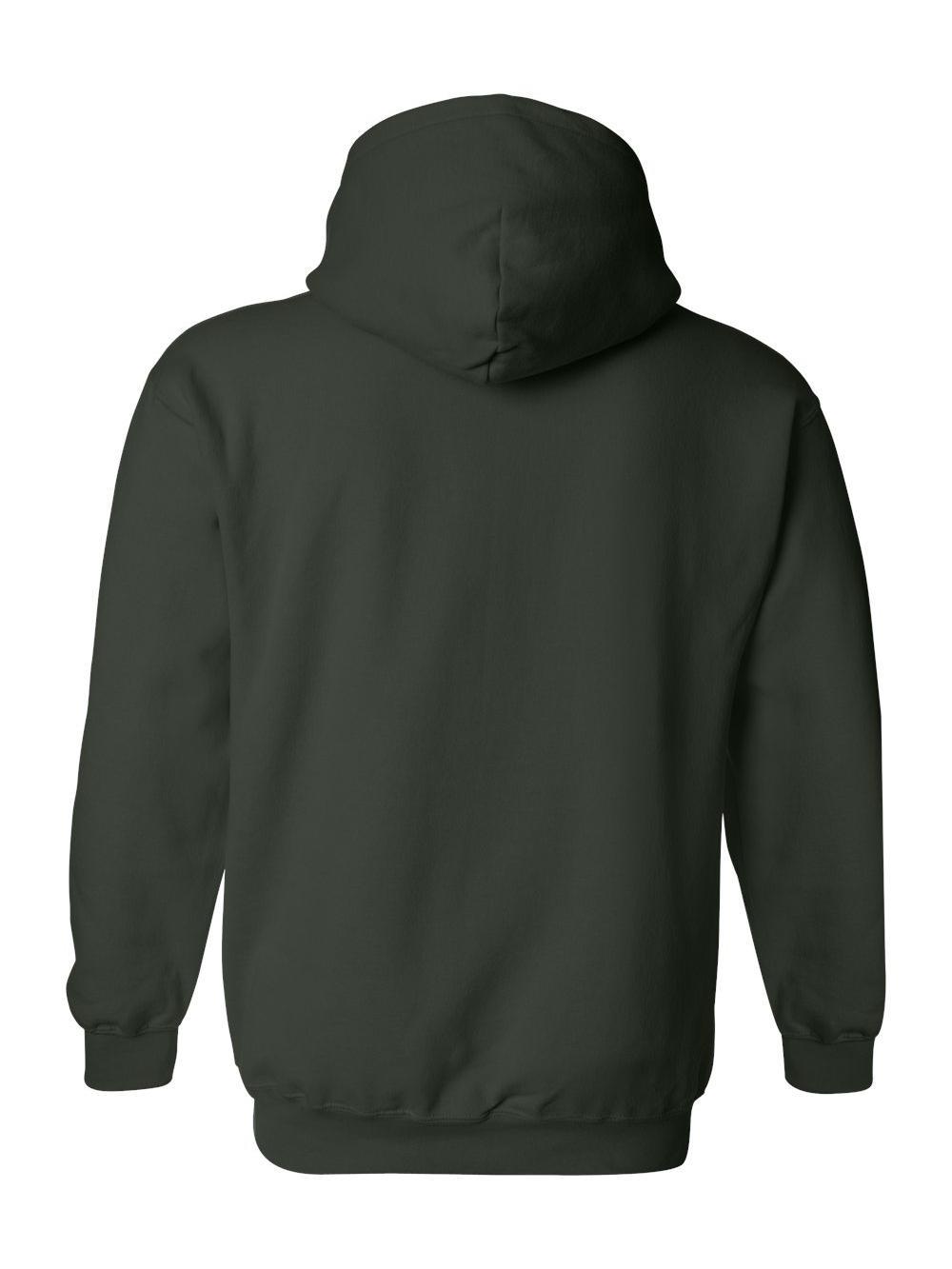 Gildan-Heavy-Blend-Hooded-Sweatshirt-18500 miniatura 34
