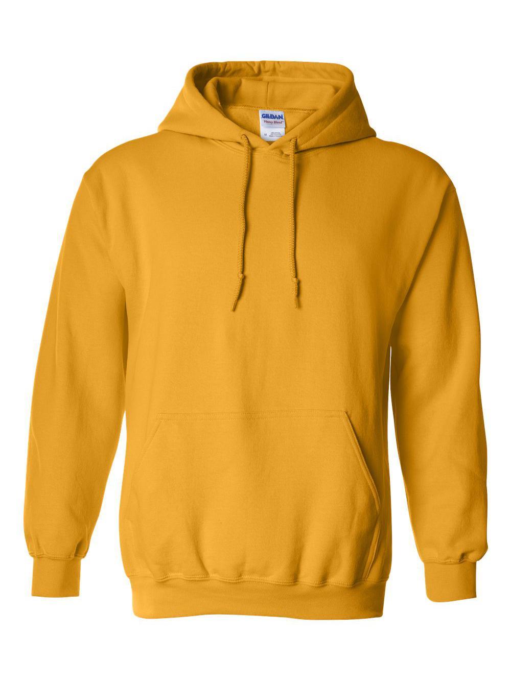 Gildan-Heavy-Blend-Hooded-Sweatshirt-18500 miniatura 39