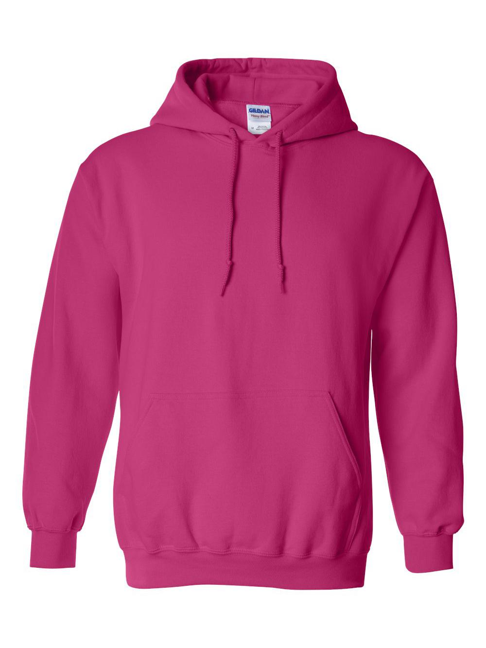 Gildan-Heavy-Blend-Hooded-Sweatshirt-18500 miniatura 60