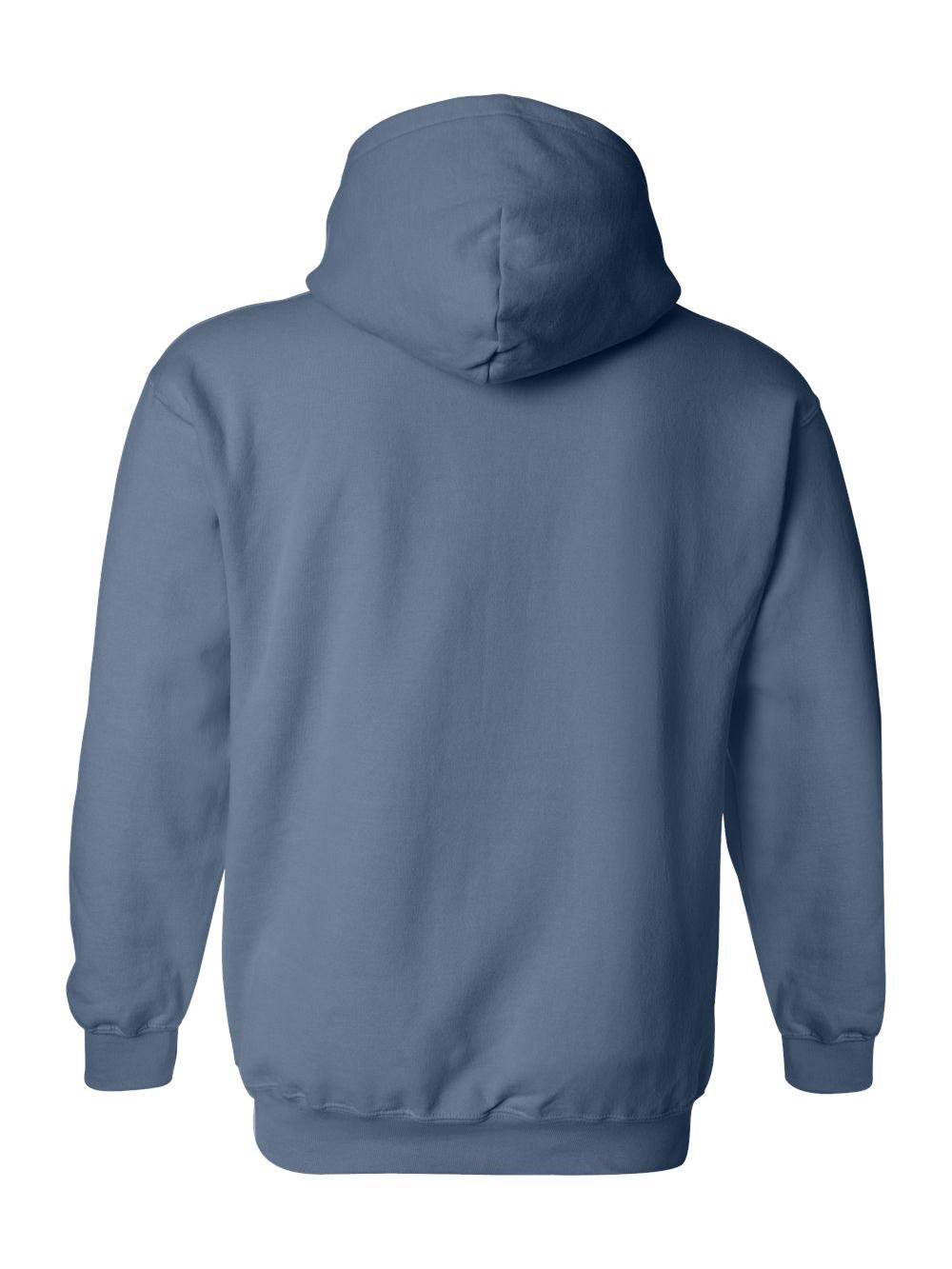 Gildan-Heavy-Blend-Hooded-Sweatshirt-18500 miniatura 64