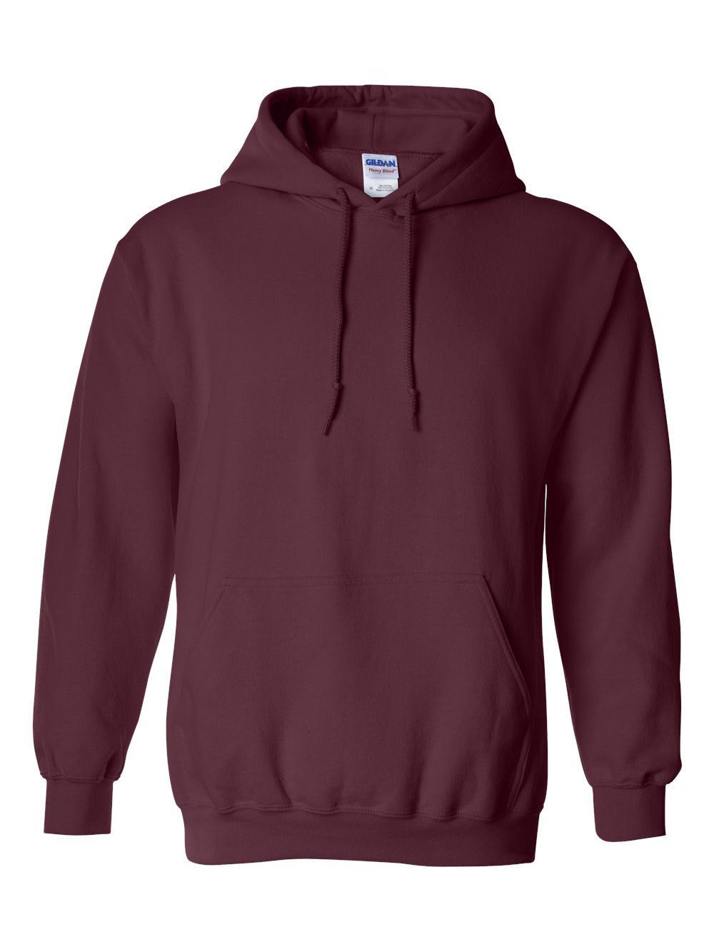 Gildan-Heavy-Blend-Hooded-Sweatshirt-18500 miniatura 78