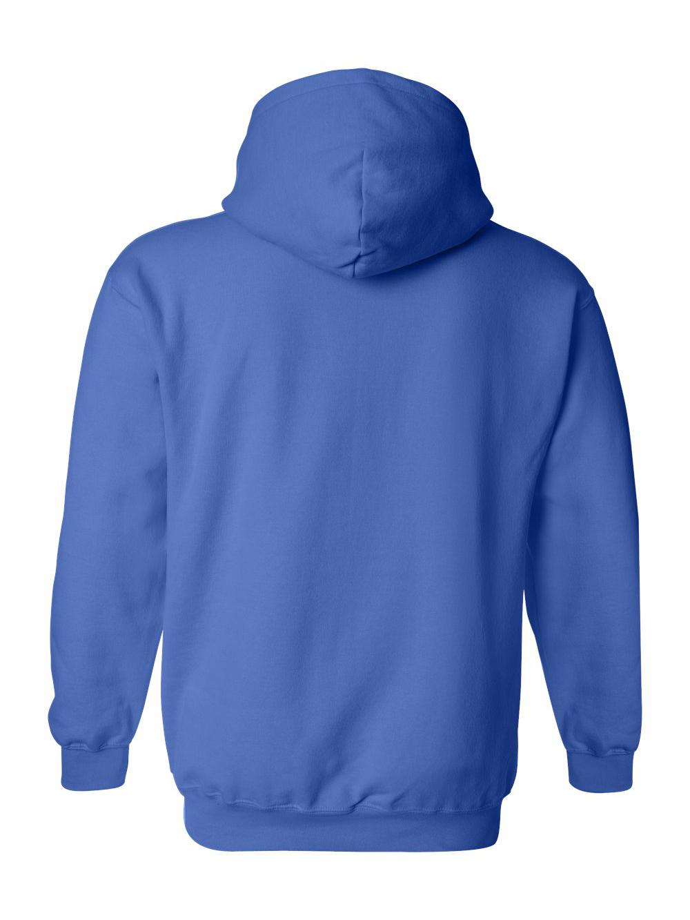 Gildan-Heavy-Blend-Hooded-Sweatshirt-18500 miniatura 97