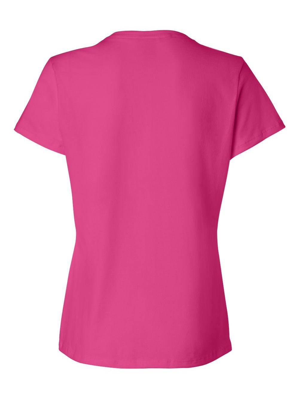 Hanes-Nano-T-Women-039-s-T-Shirt-SL04 thumbnail 40