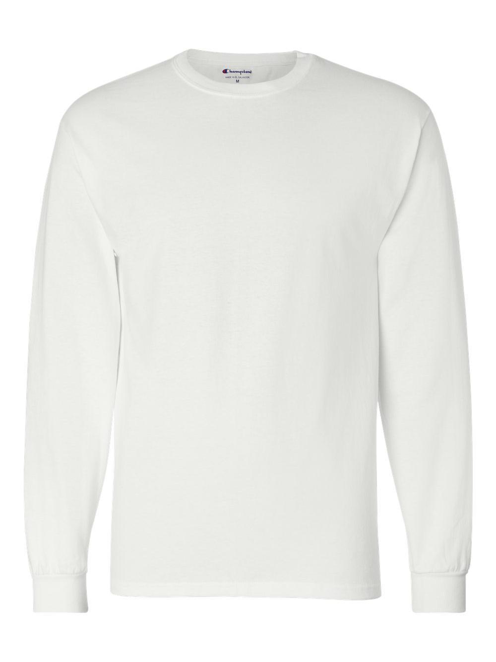 Champion-Long-Sleeve-T-Shirt-CC8C thumbnail 15