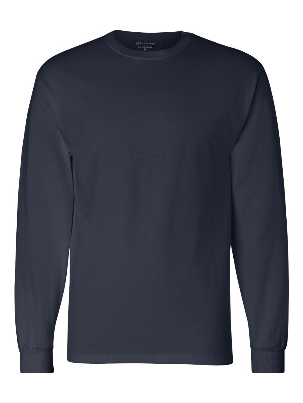 Champion-Long-Sleeve-T-Shirt-CC8C thumbnail 9