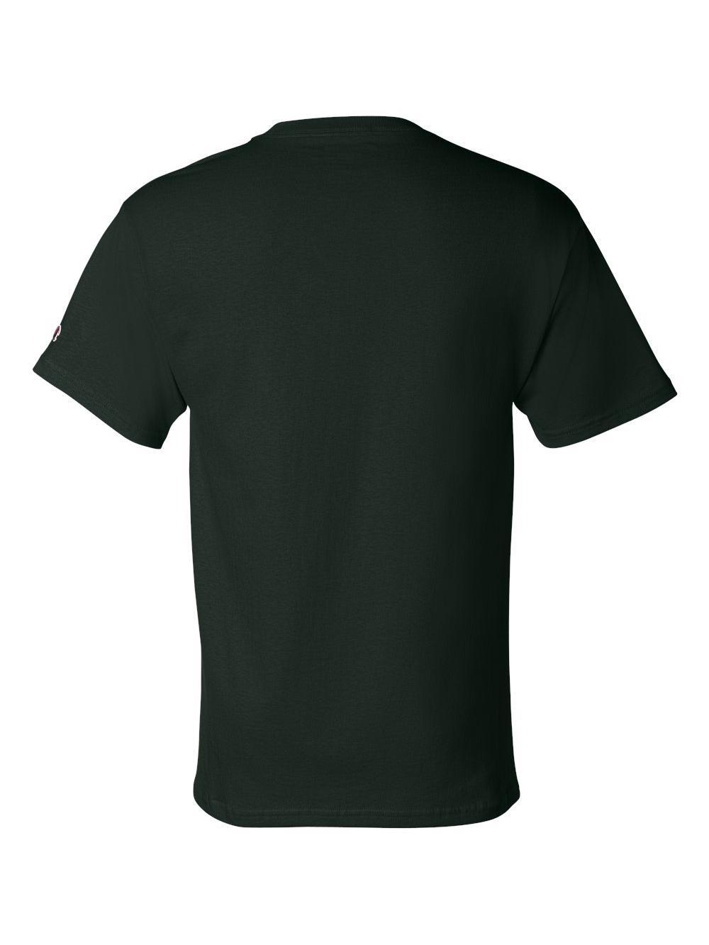 Champion-Short-Sleeve-T-Shirt-T425 thumbnail 13