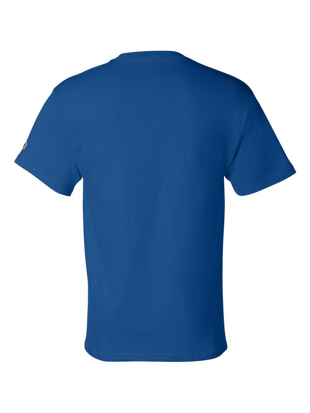 Champion-Short-Sleeve-T-Shirt-T425 thumbnail 28