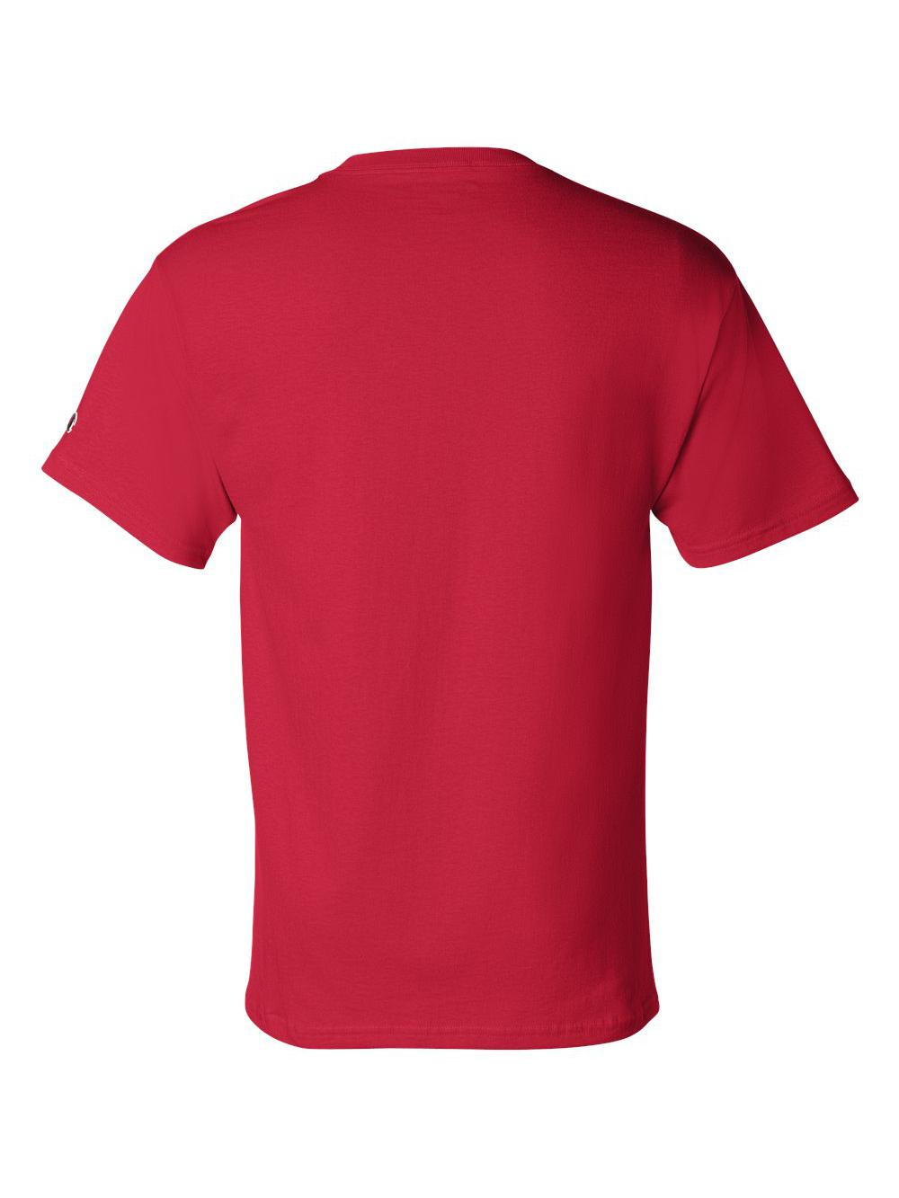 Champion-Short-Sleeve-T-Shirt-T425 thumbnail 25