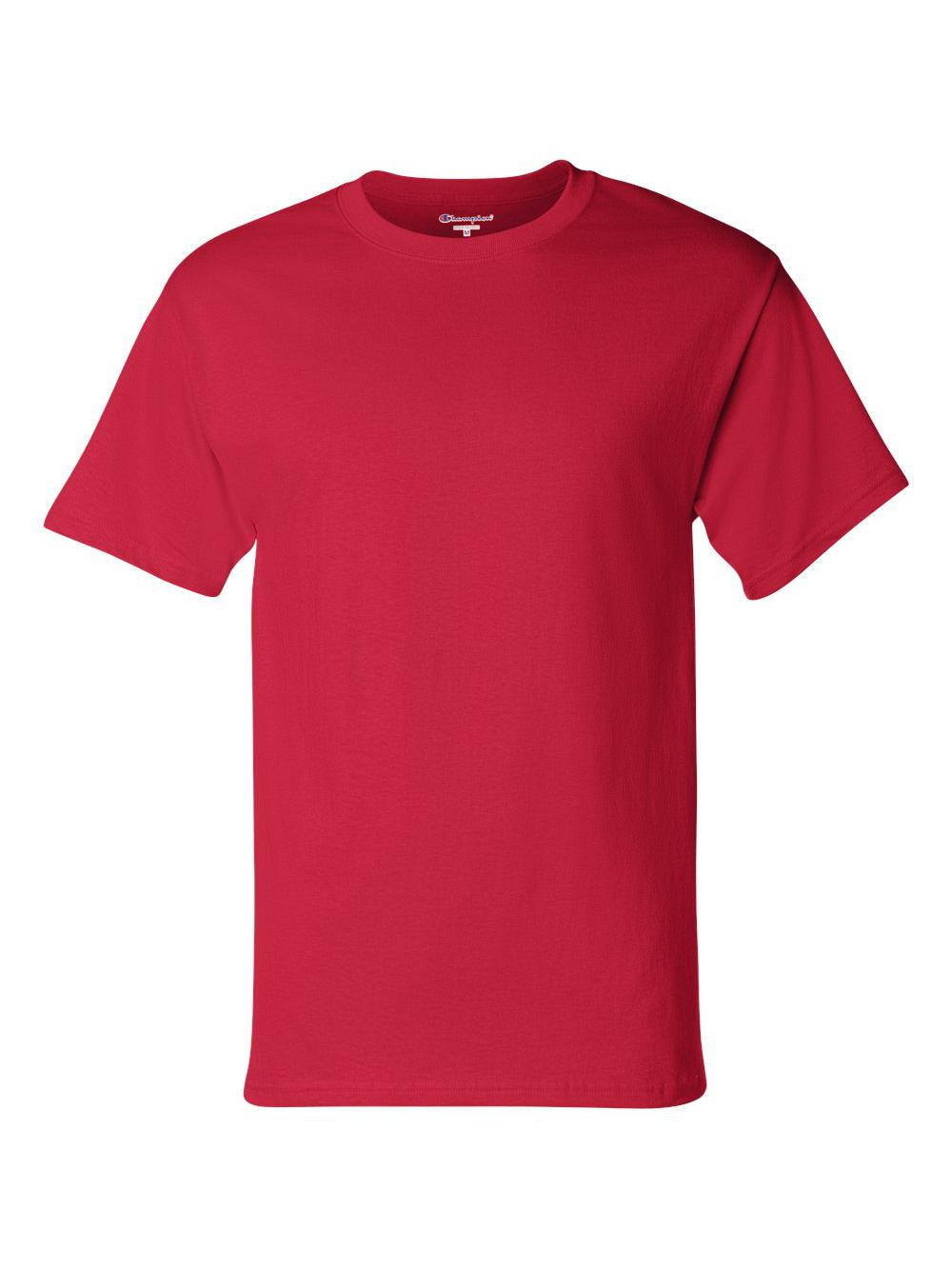 Champion-Short-Sleeve-T-Shirt-T425 thumbnail 24