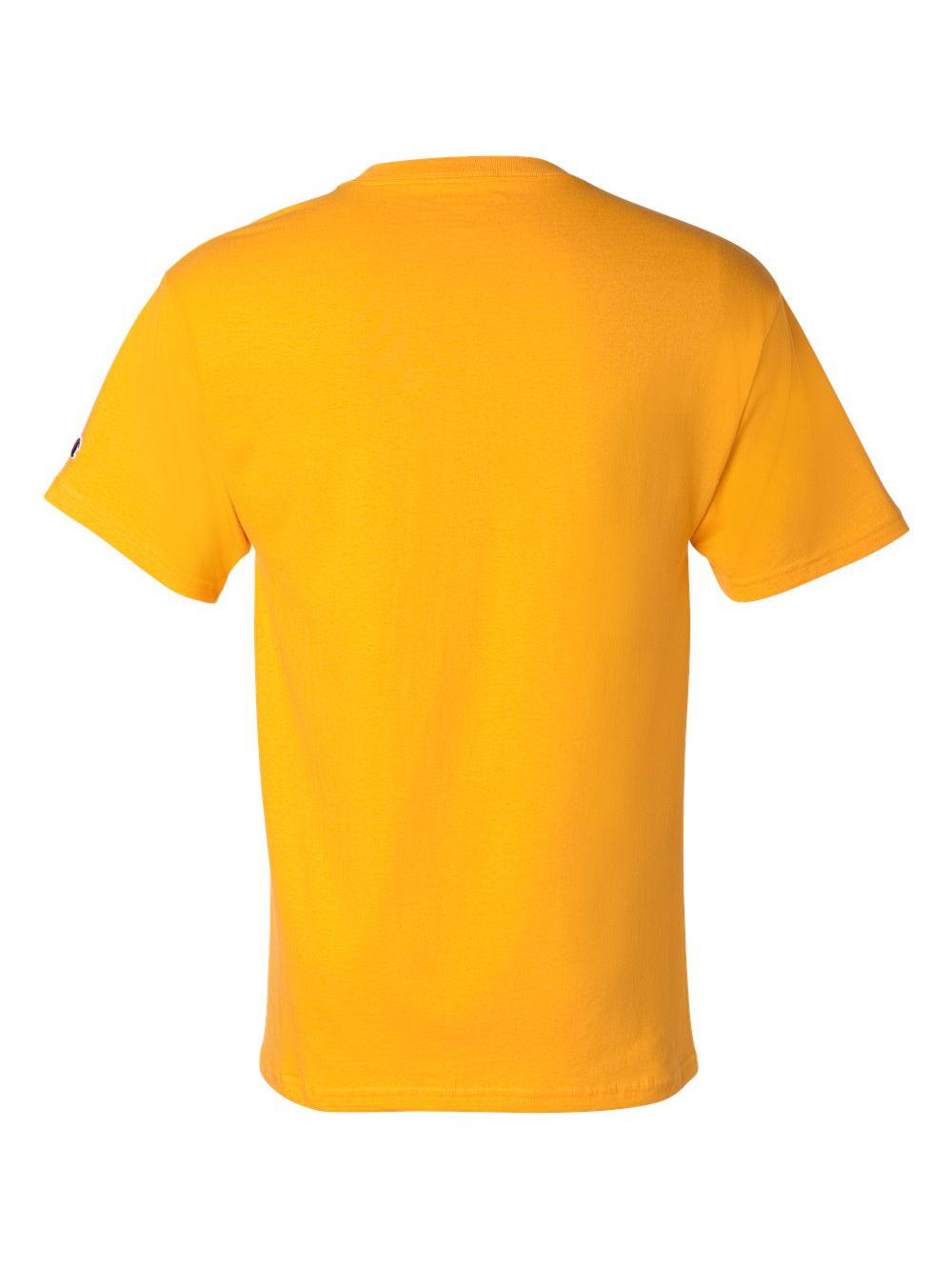 Champion-Short-Sleeve-T-Shirt-T425 thumbnail 16