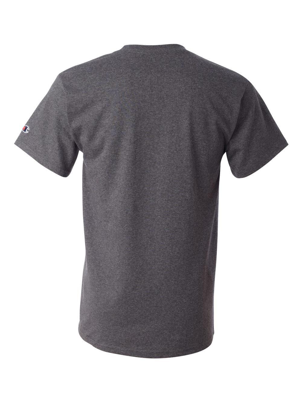 Champion-Short-Sleeve-T-Shirt-T425 thumbnail 10