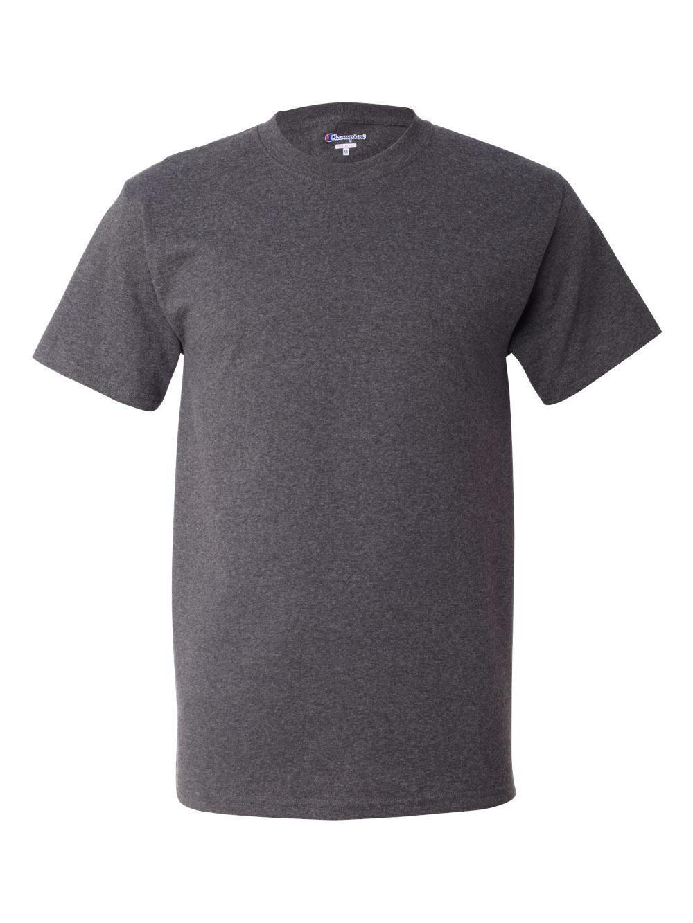 Champion-Short-Sleeve-T-Shirt-T425 thumbnail 9