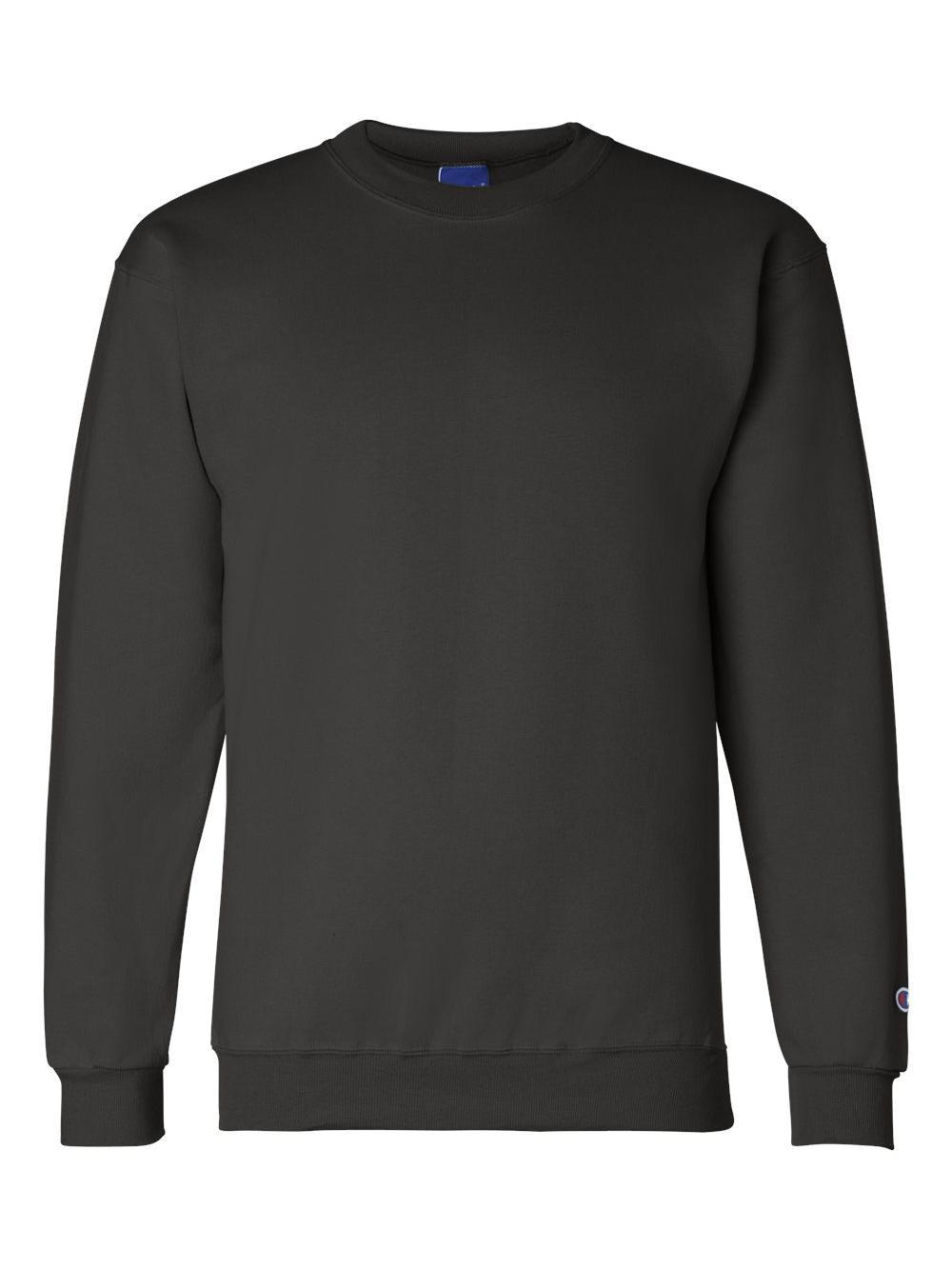 Champion-Double-Dry-Eco-Crewneck-Sweatshirt-S600 thumbnail 3