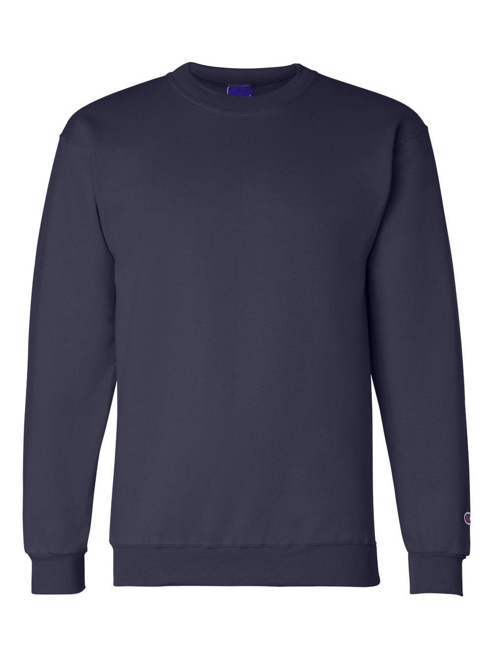 Champion-Double-Dry-Eco-Crewneck-Sweatshirt-S600 thumbnail 18