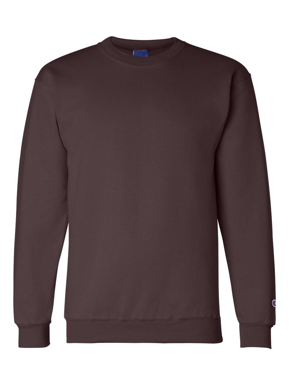 Champion-Double-Dry-Eco-Crewneck-Sweatshirt-S600 thumbnail 12