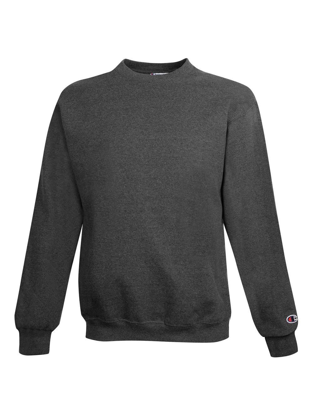 Champion-Double-Dry-Eco-Crewneck-Sweatshirt-S600 thumbnail 6