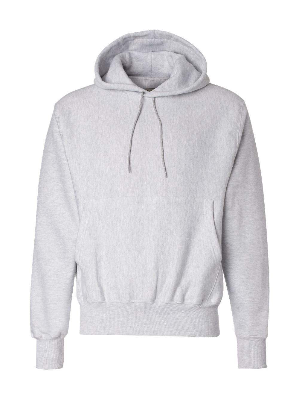 champion sweatshirt silver