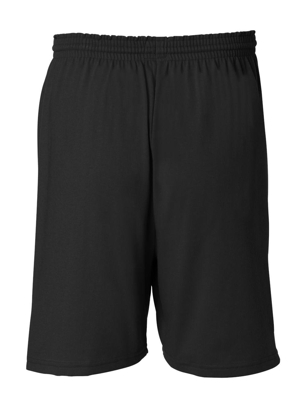 Champion-Cotton-Gym-Shorts-8187 thumbnail 4