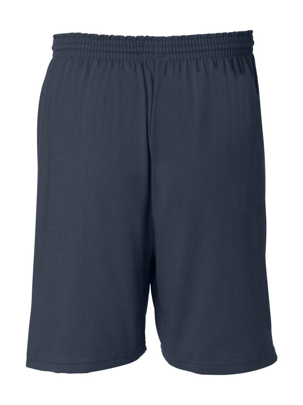 Champion-Cotton-Gym-Shorts-8187 thumbnail 7